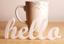 Say Hi to Hello