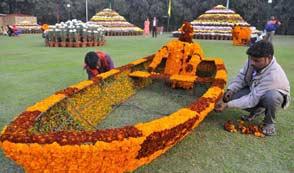 Chandigarh Flower Festival