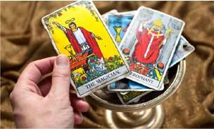 Magician Tarrot Card