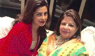 Priyanka Chopra Mother