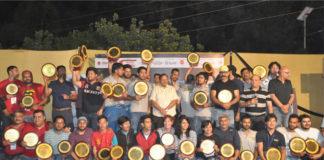 SJOBA Rally with prize distribution