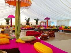 Themes for Mehendi and Sangeet