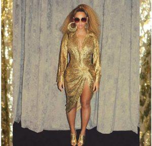 Beyonce look